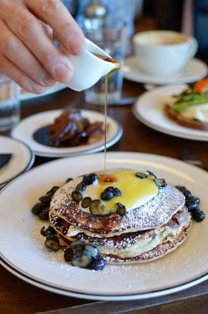 A local's guide to the best breakfast & brunch in San Antonio with diverse recommendations from french toast to chilaquiles to pancakes.