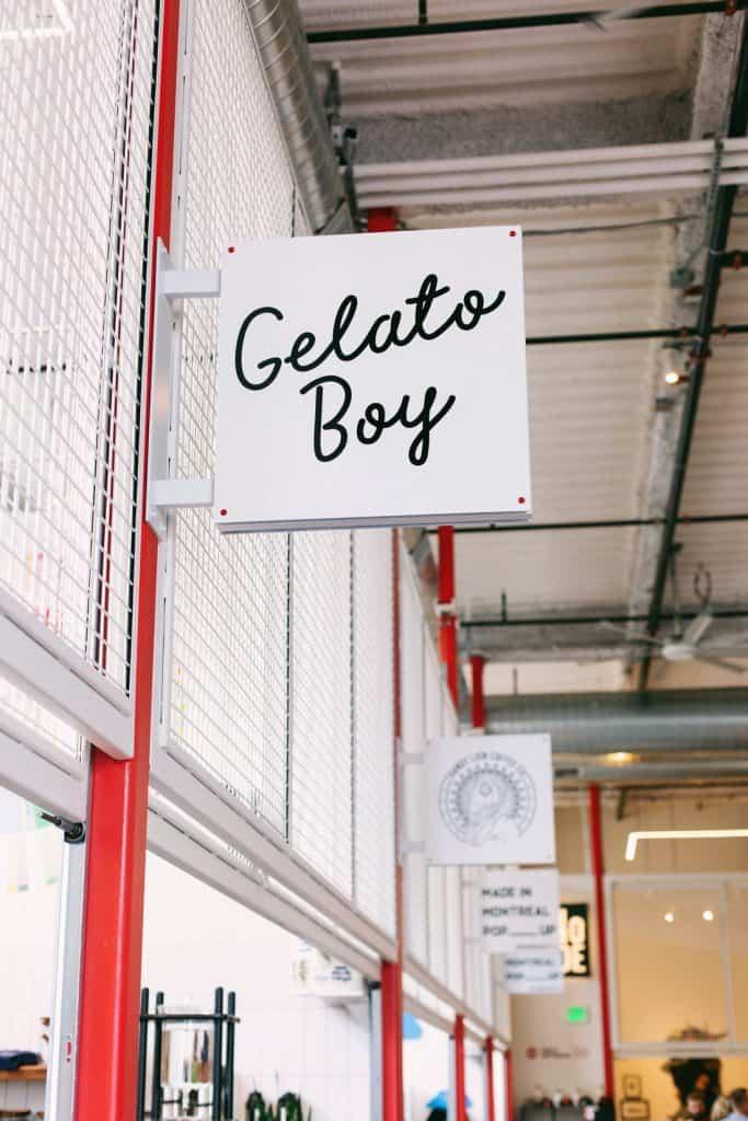 Gelato Boy