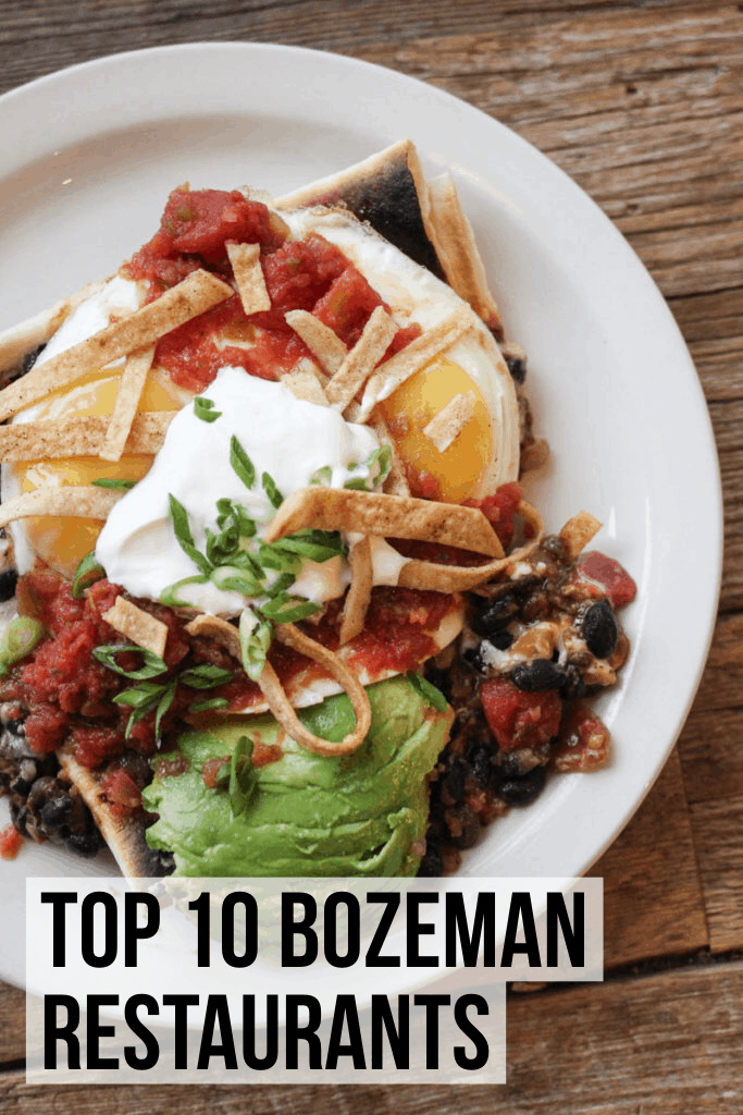 A complete list for foodies of the best Bozeman restaurants with a variety of options from pizza to tacos to pasta to fried chicken. Read the full post at femalefoodie.com!