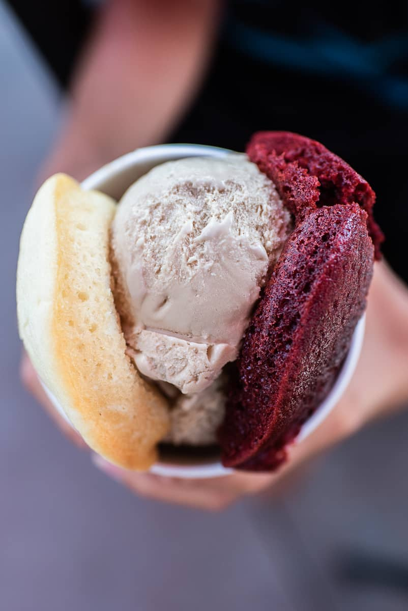 A complete guide to the 10 best ice cream shops in Orange County! From traditional to soft serve to gelato, there's something for everyone on this list.