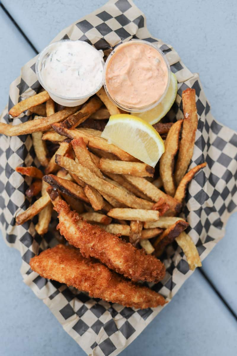 A short and sweet guide to the best fish and chips in Seattle. Read about our favorite spots in the Emerald City, ranked, at femalefoodie.com!