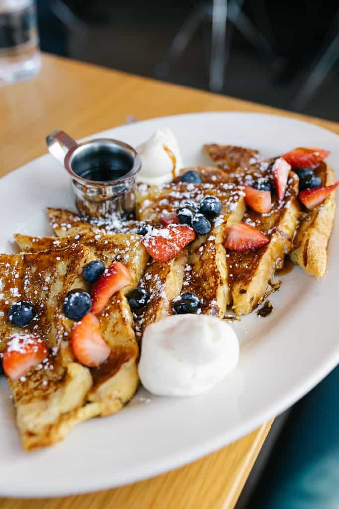 Boozy French Toast