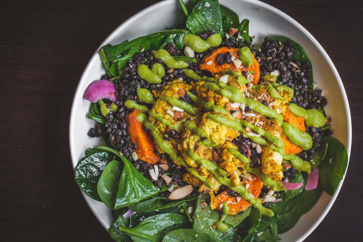 The only guide you will ever need to the best vegan restaurants in Portland from fine dining to pizza to southern food to donuts!