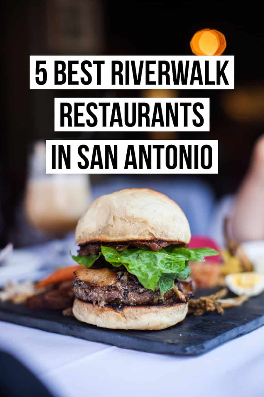 The five best San Antonio Riverwalk restaurants (that aren't tourist traps) in one of the most unique places in the country.
