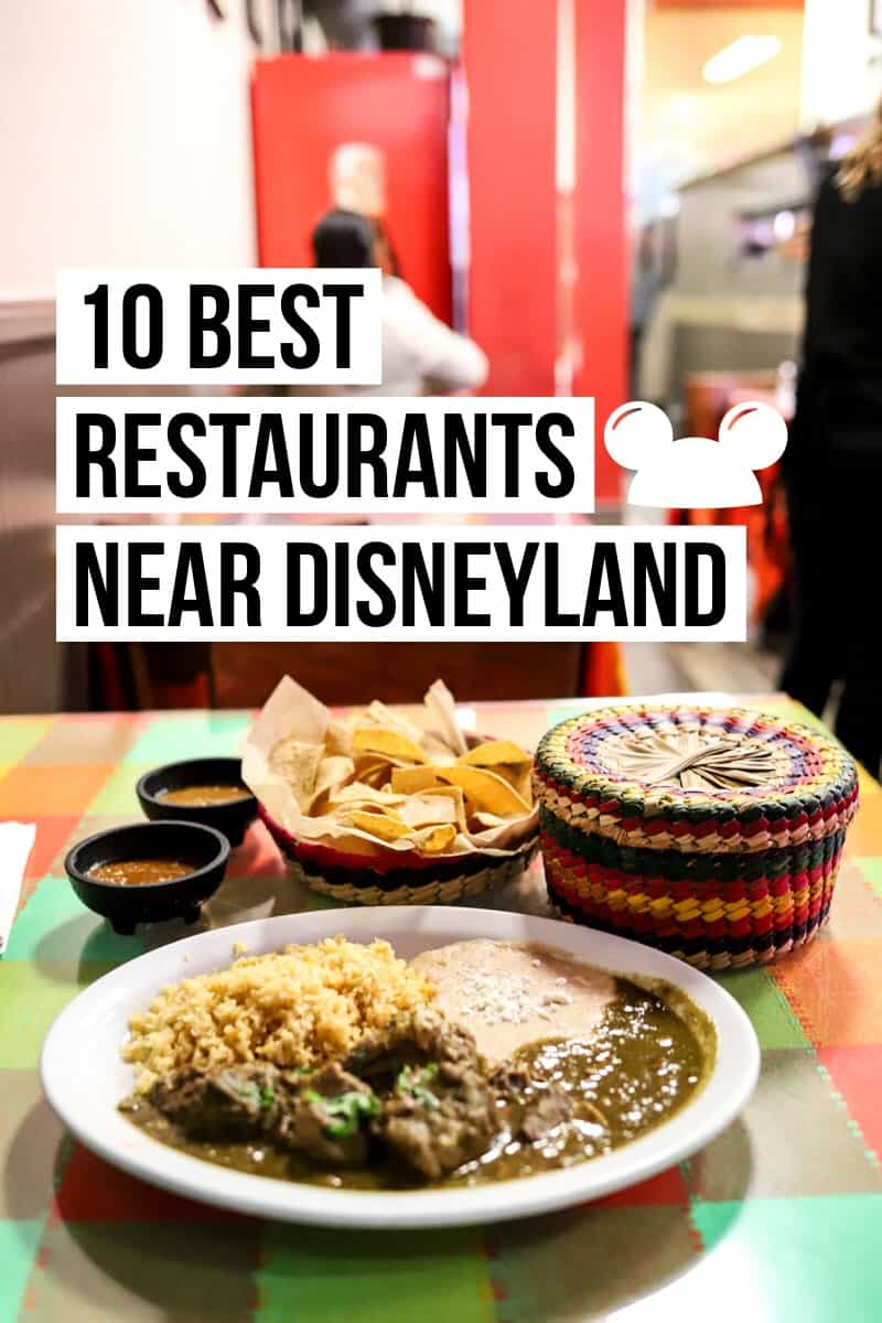 Nearly everyone makes a trek to the happiest place on earth at least once, and unless you're planning to eat every single meal in the park, you're going to need this list of the best restaurants near Disneyland.
