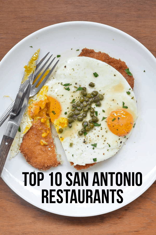 A guide to the absolute best San Antonio restaurants, written by locals, with recommendations from barbecue to burgers to pizza!