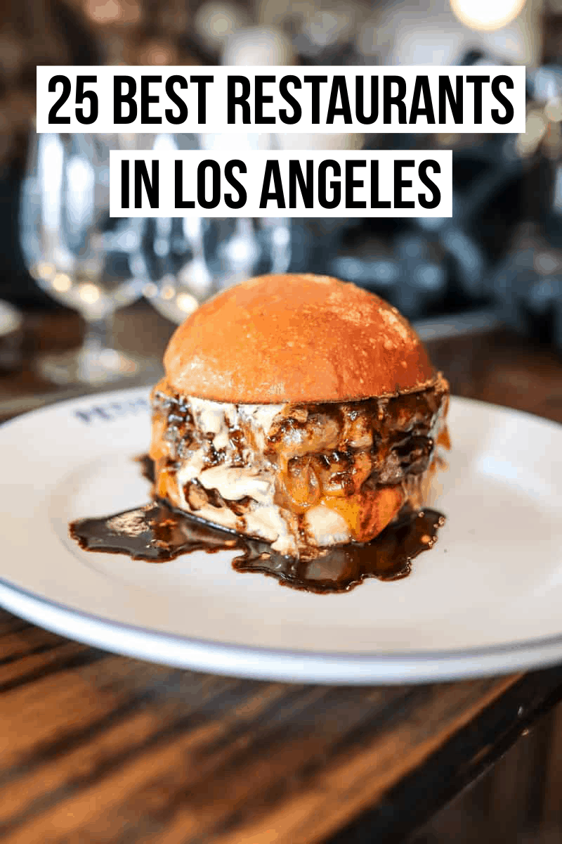Best casual places to eat in los angeles