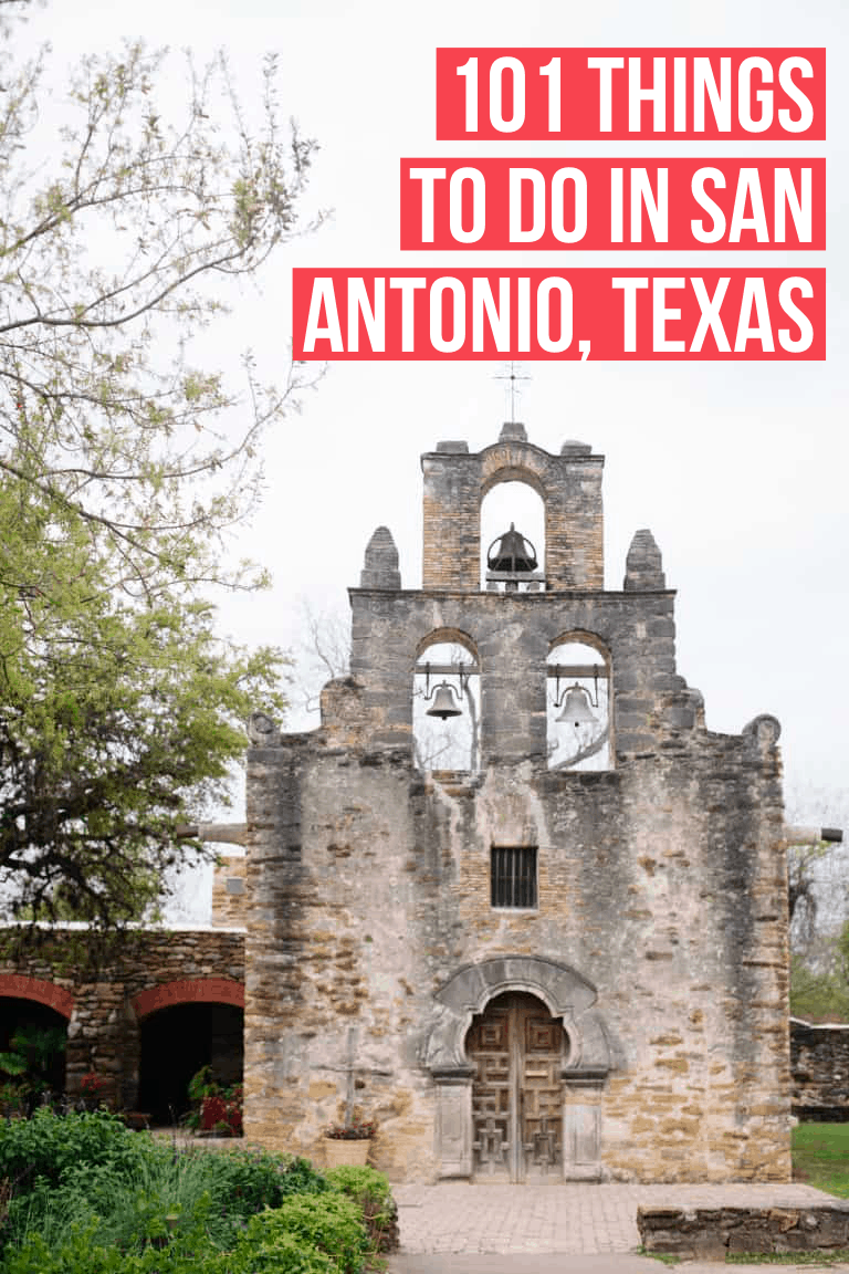 101 Things To Do in San Antonio, Texas: the complete guide, written by locals.