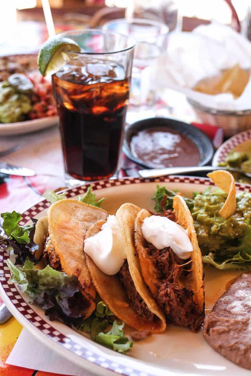 tacos la iguana from Red Iguana