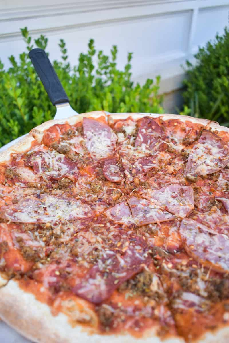 A comprehensive list of the best pizza in Washington DC from Presidential favorites to holes in the wall, for the entire DC/Maryland/Virginia area!