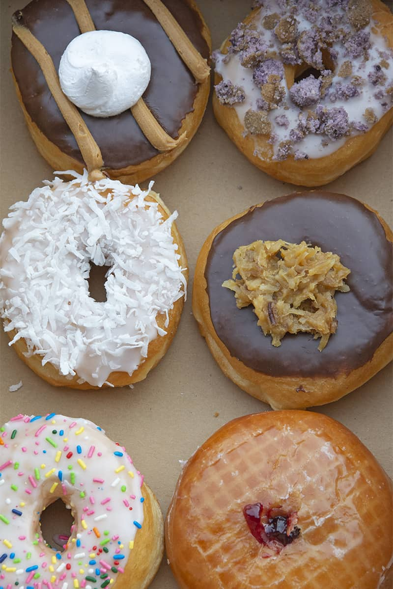 Life's too short to eat bad (or even mediocre) donuts, so we've rounded up the best donuts in Salt Lake City just for you!