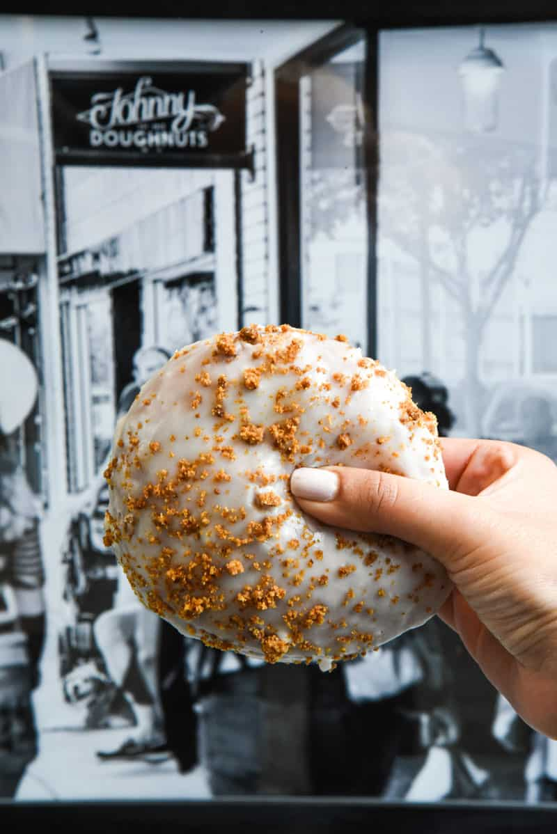 donuts from Johnny Doughnuts San Francisco