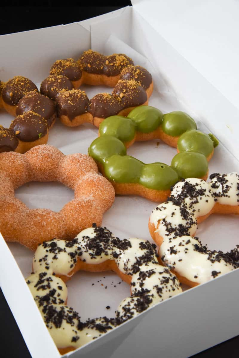 donuts from Mochill San Francisco