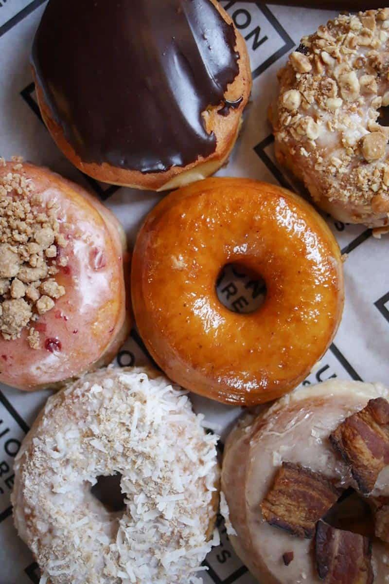 From maple glazed to frosted cranberry, Boston Cream and creme brulee, we've rounded up the very best donuts in Boston for you!