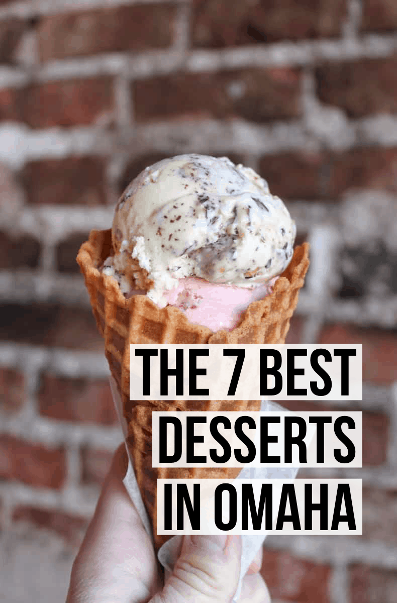 From creamy, homemade ice cream to mouthwatering pastries, we hope you and your taste buds enjoy our guide to the best dessert in Omaha.
