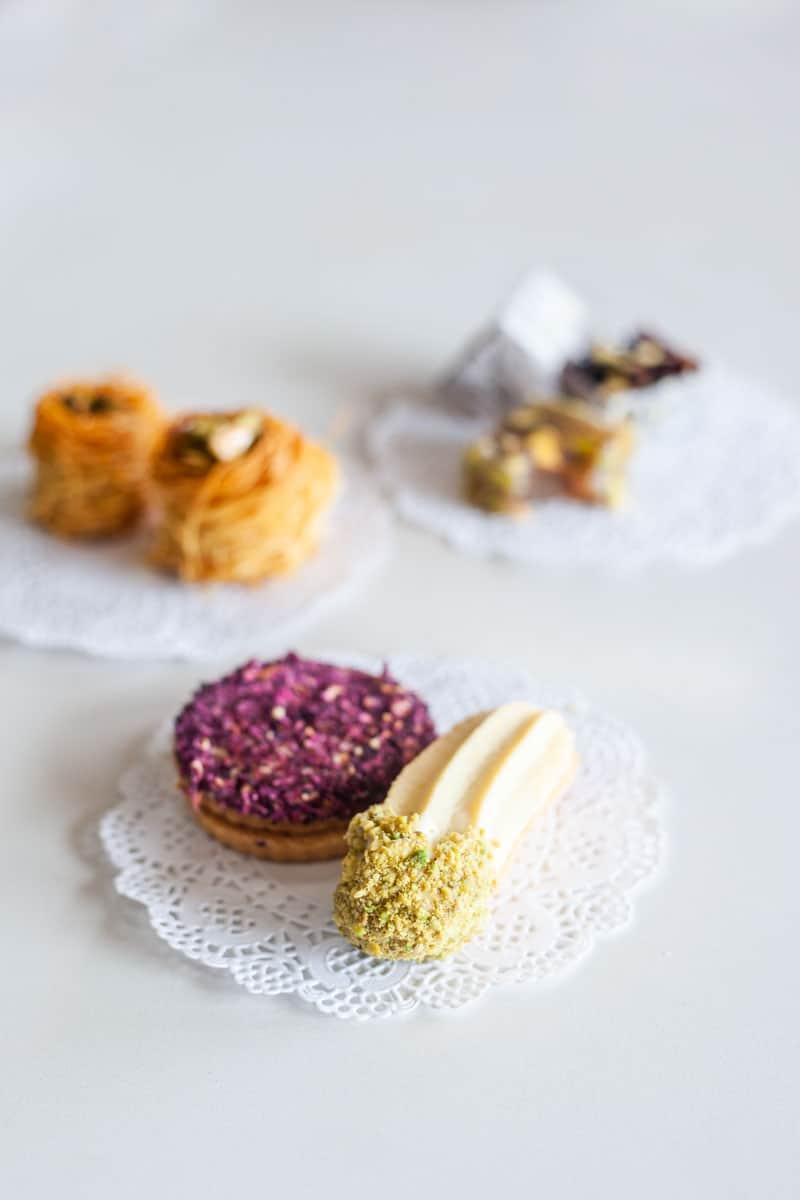 treats from Baklövâ