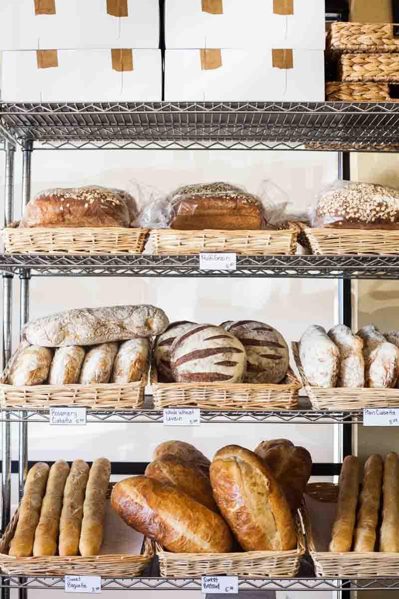 bread from Sol Y Luna