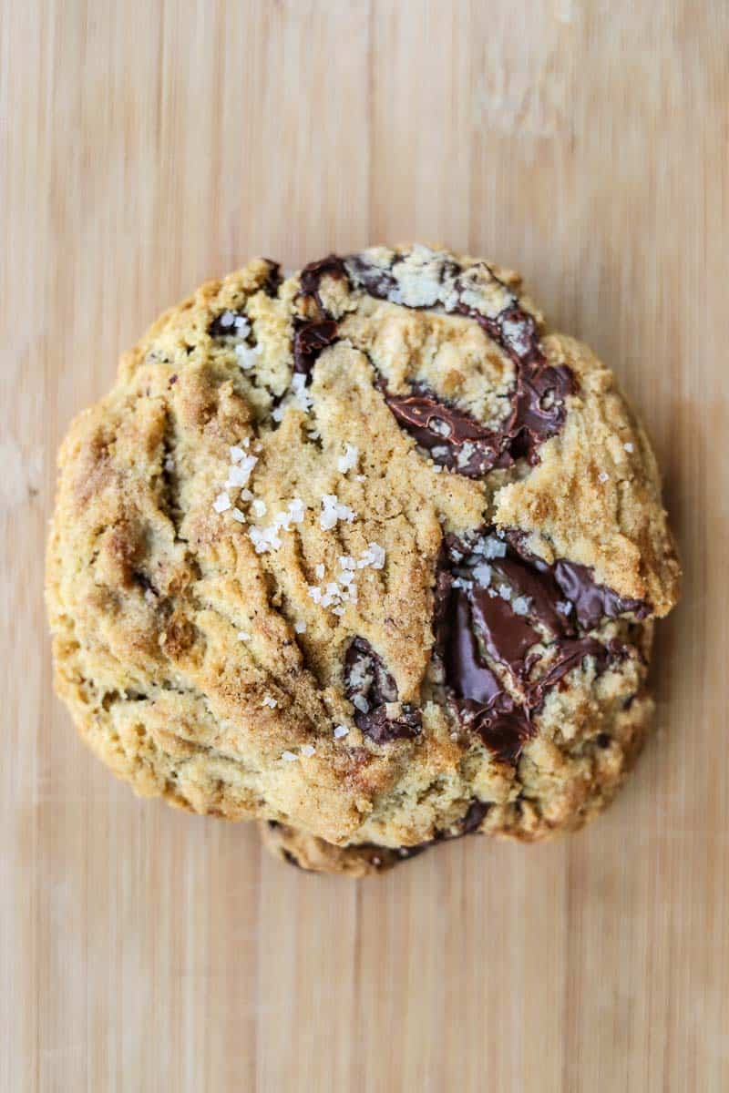 There are chocolate chip cookies, and then there are Caputo's Sea Salt Chocolate Chip Cookies. Get the full recipe here for confectionary indulgence.