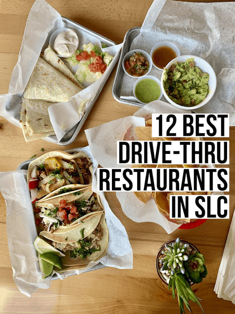 Need drive-thru restaurants in Salt Lake City? We have you covered. From Mexican food to avocado toast to donuts, this guide is your one-stop shop.