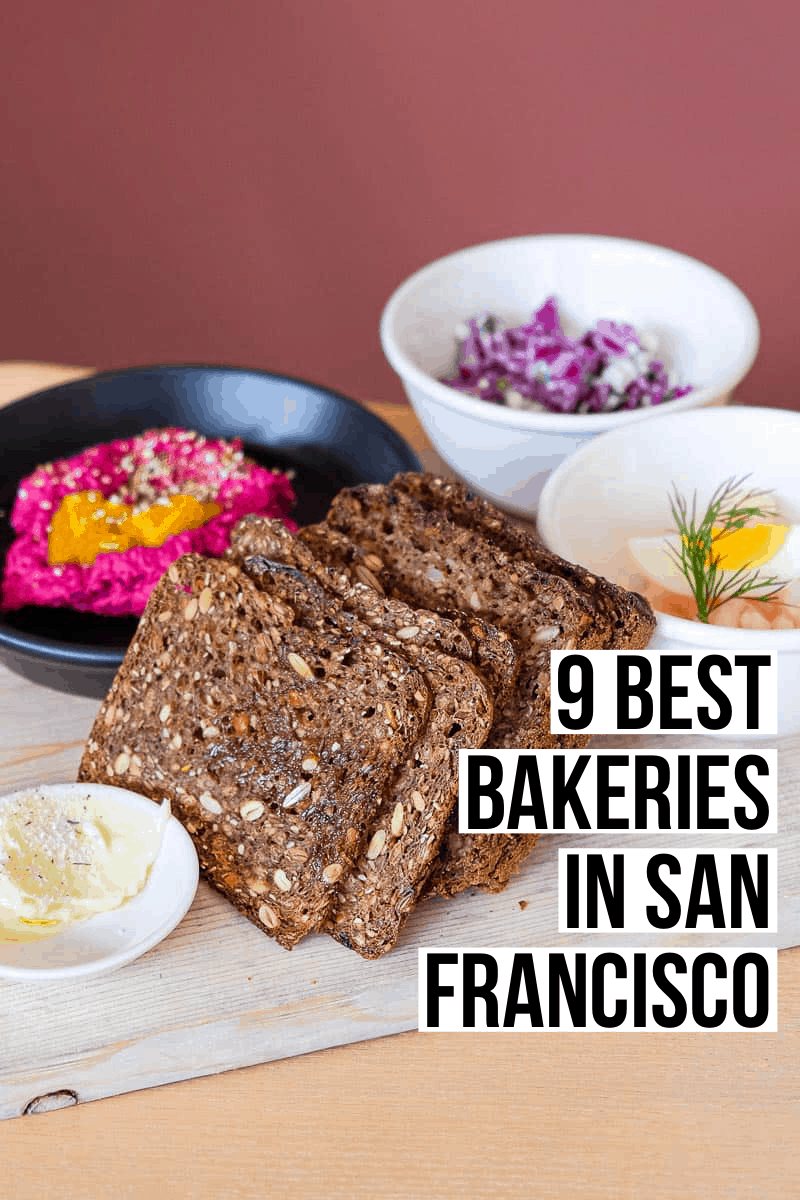 Enjoy our can't-miss guide of the best bakeries in San Francisco, featuring the city's best handheld sweets and savory treats!