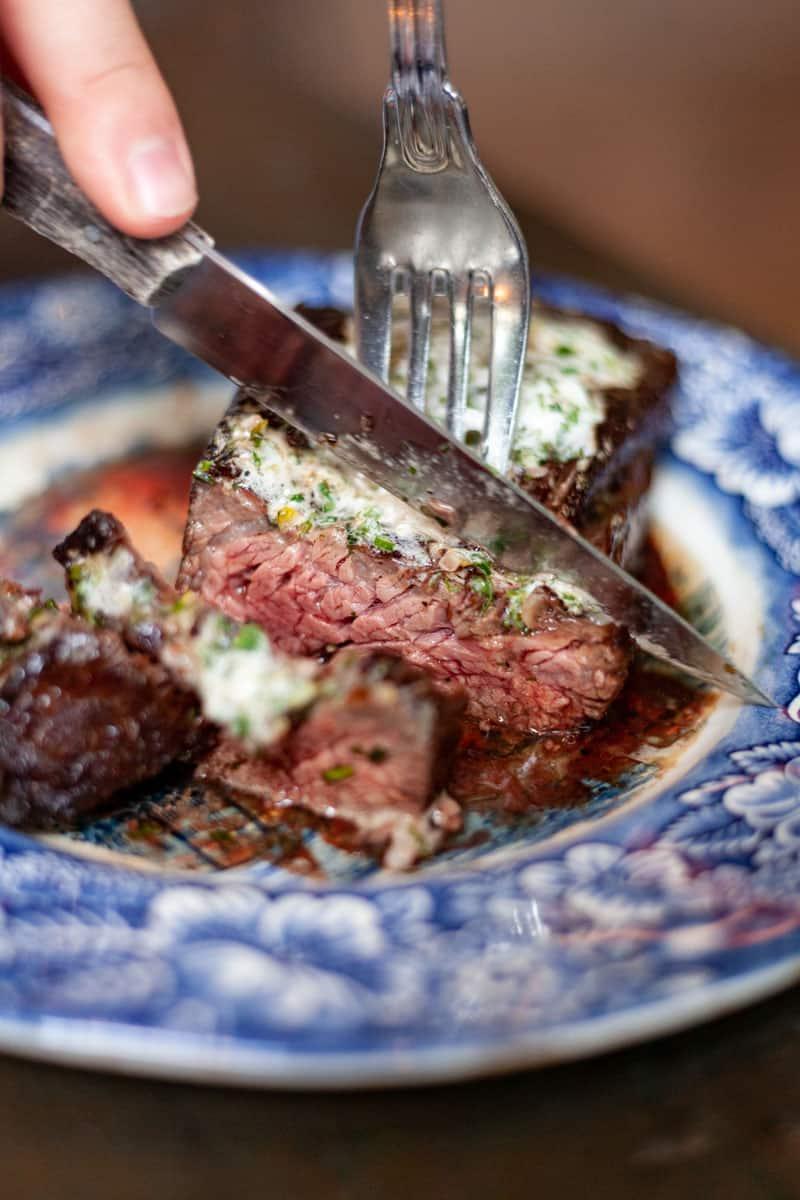 steak from Bateau