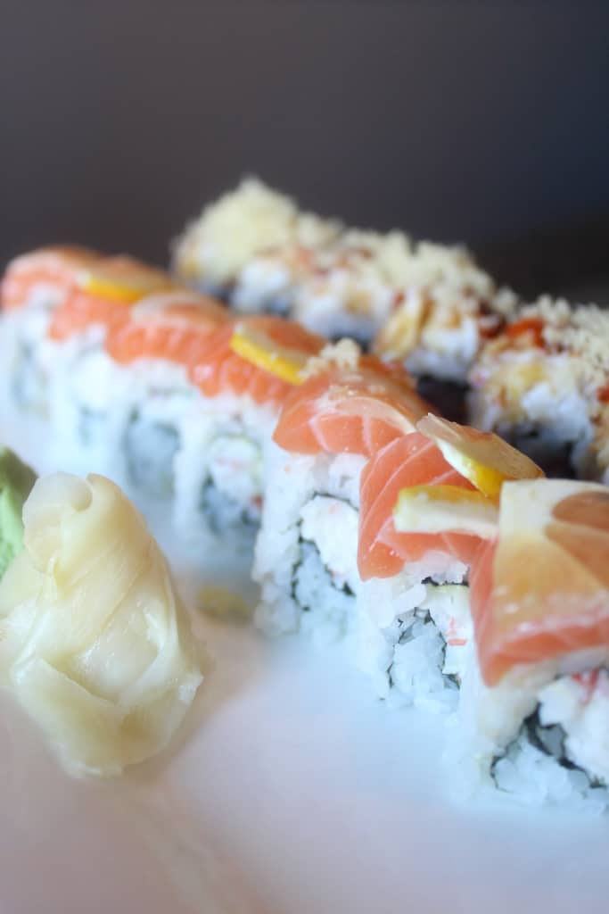 rolls from Nori Sushi Bar