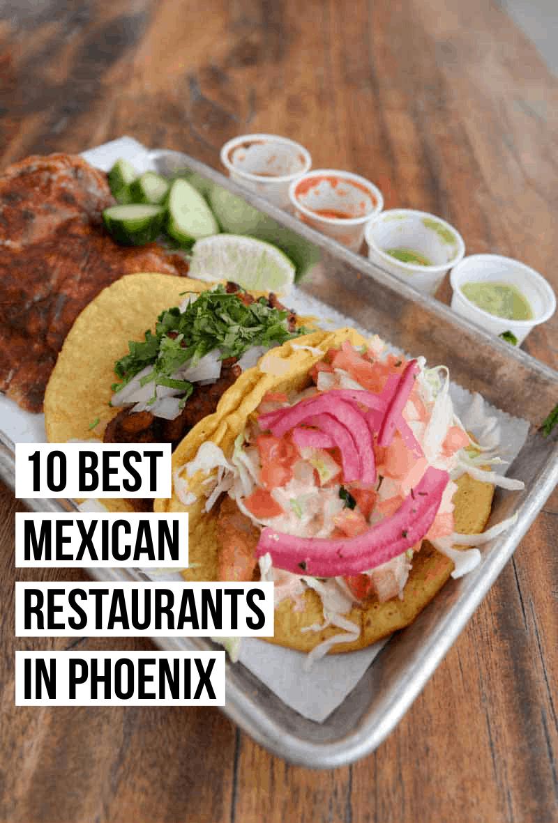 best Mexican restaurants in Phoenix