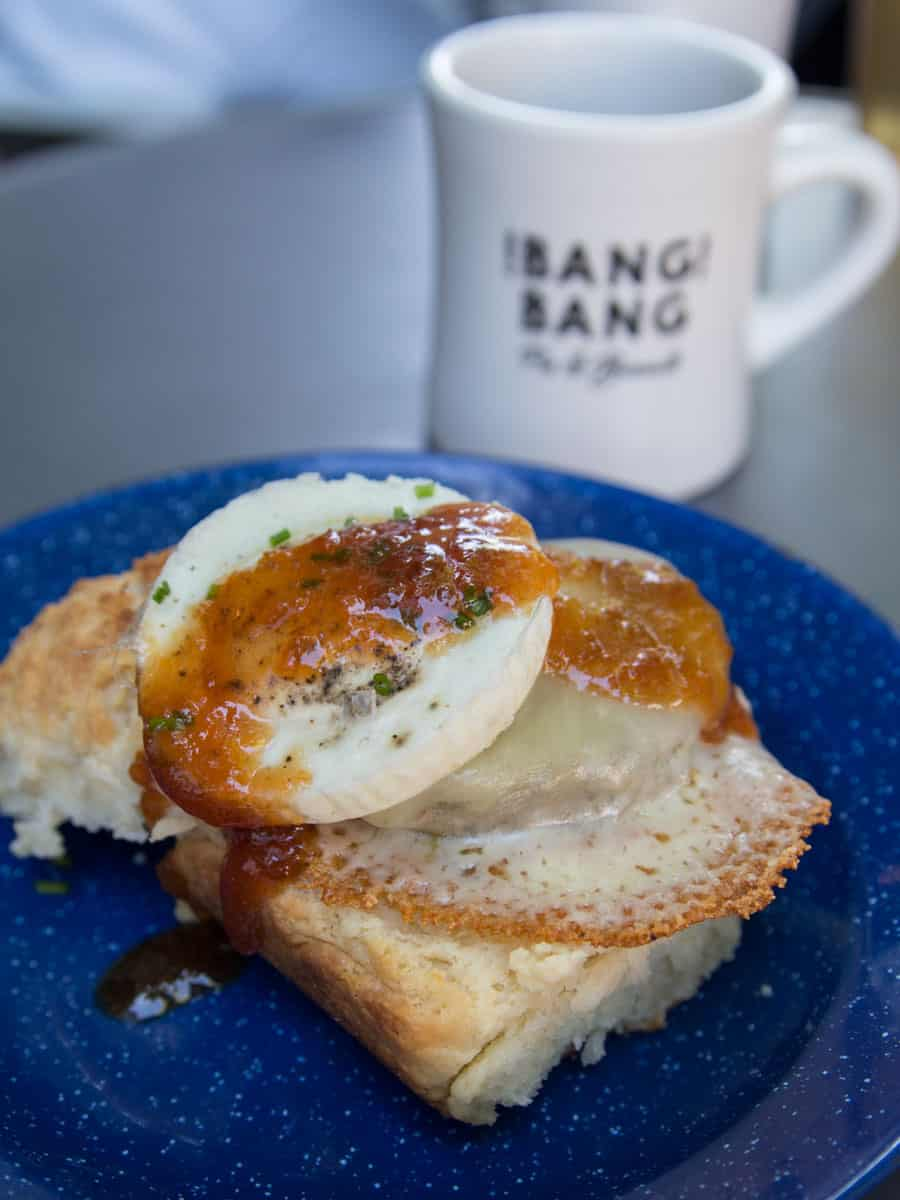 biscuit from Bang Bang Pie & Biscuits