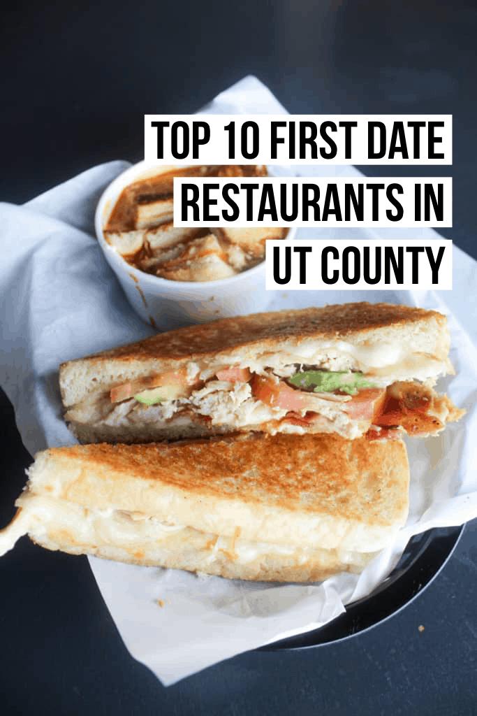 first date restaurants in Utah County