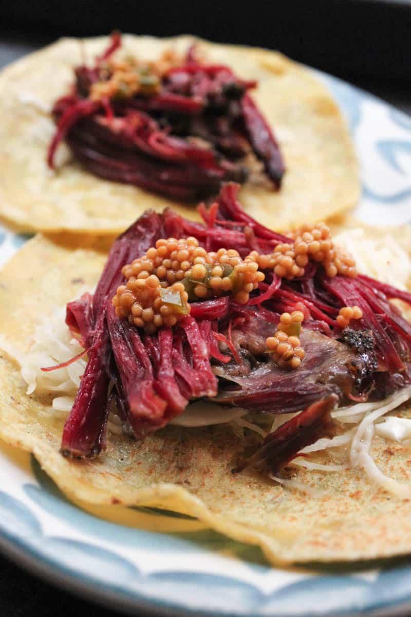 tacos from Empellon Taqueria