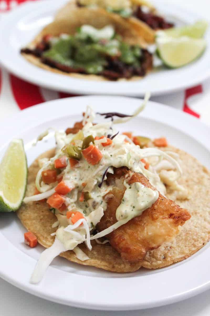 tacos from Tacombi
