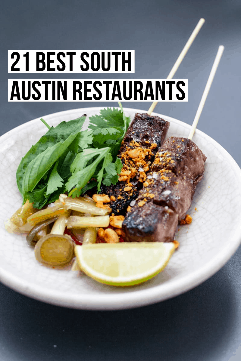 21 best south austin restaurants