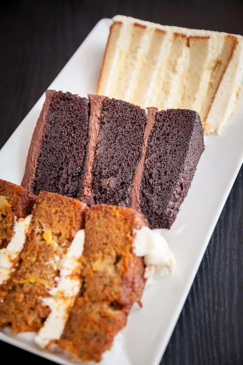 cake from Deep Sea Sugar and Salt