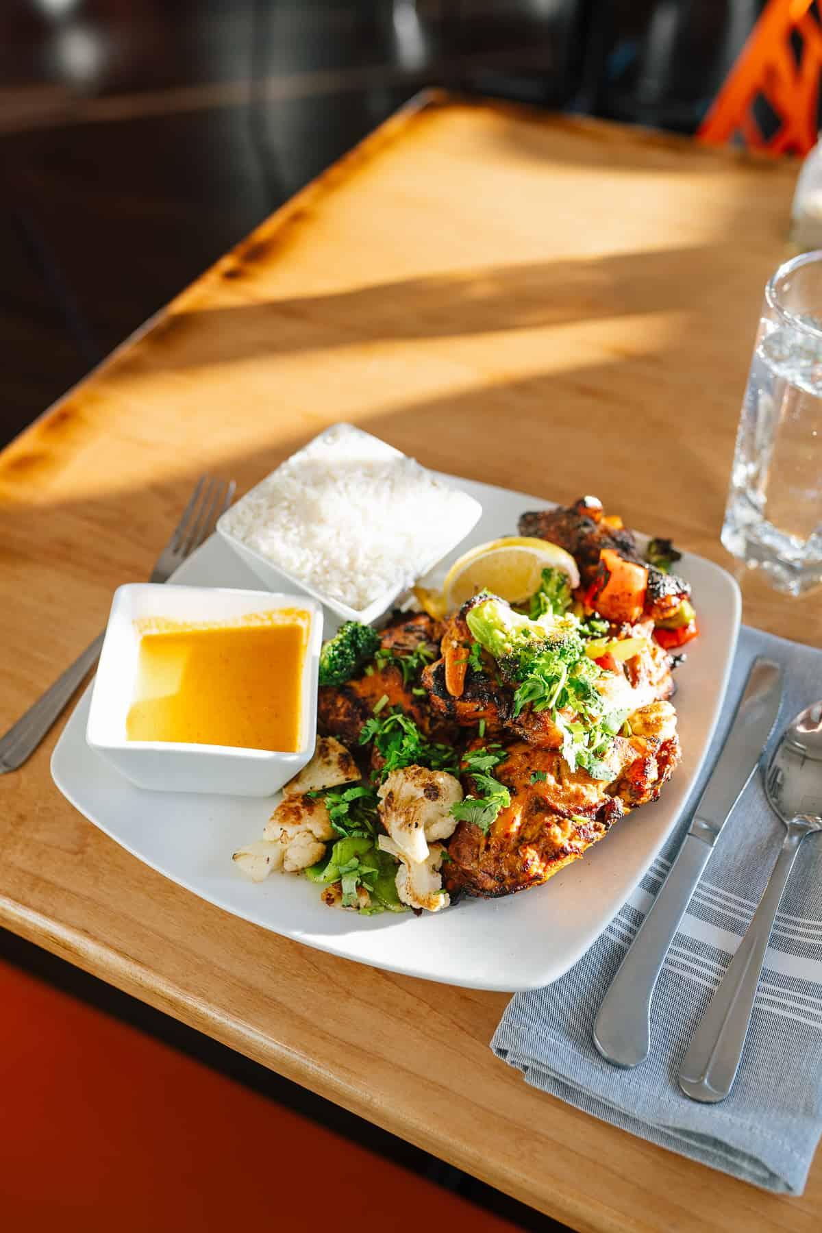 Tandoori Chicken from Serene Cuisine of India