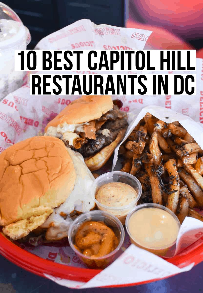Washington DC: 10 Best Capitol Hill Restaurants