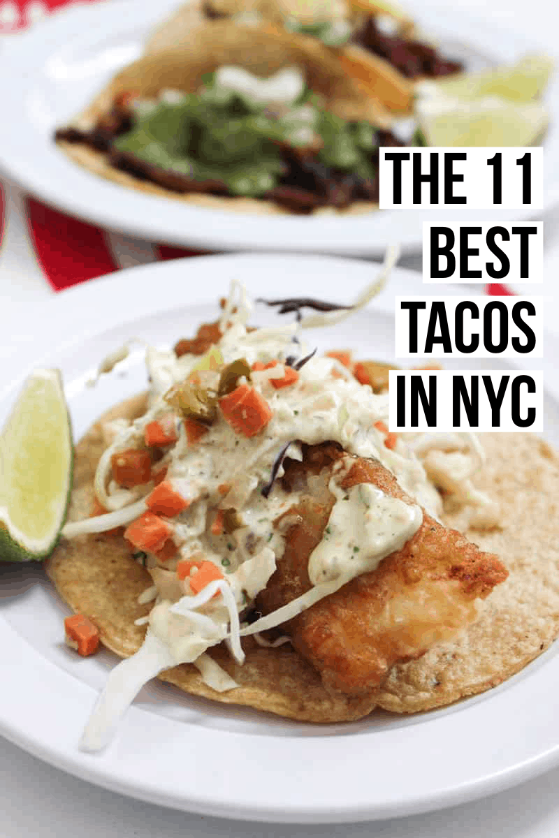 best tacos in NYC