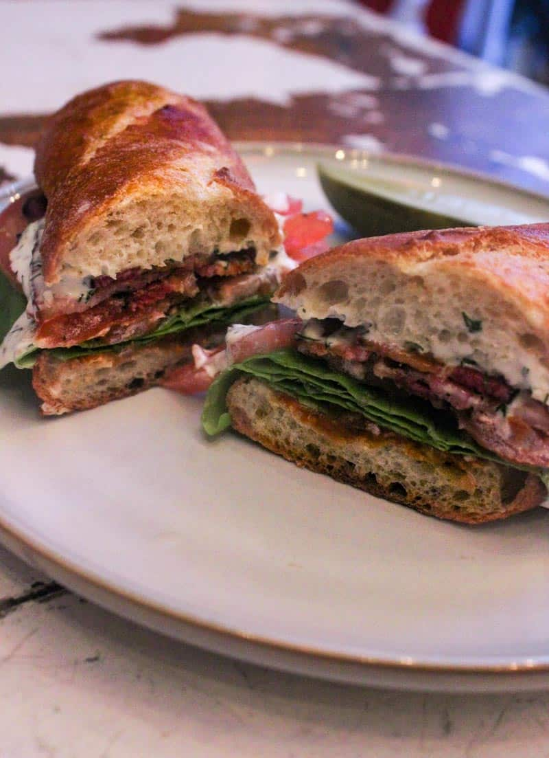 BLT from Blume/Hutte