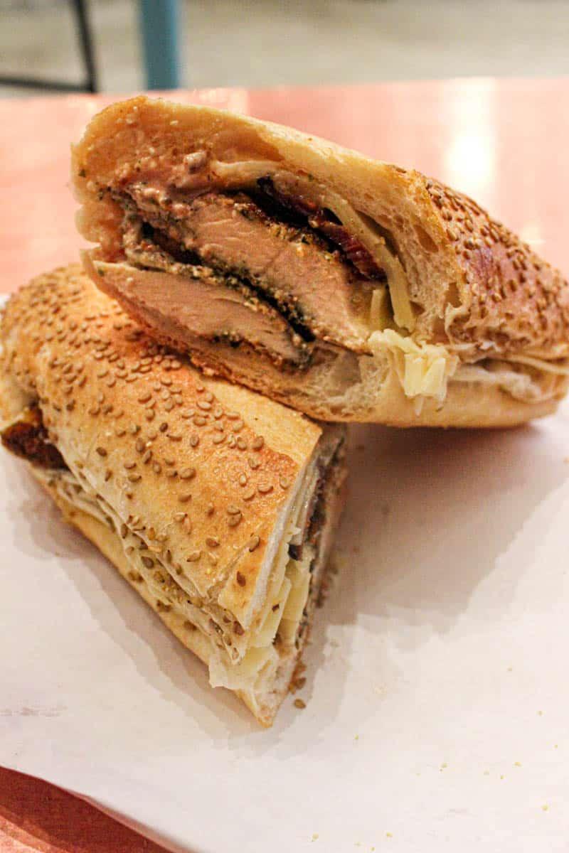 sandwich from Cutlets