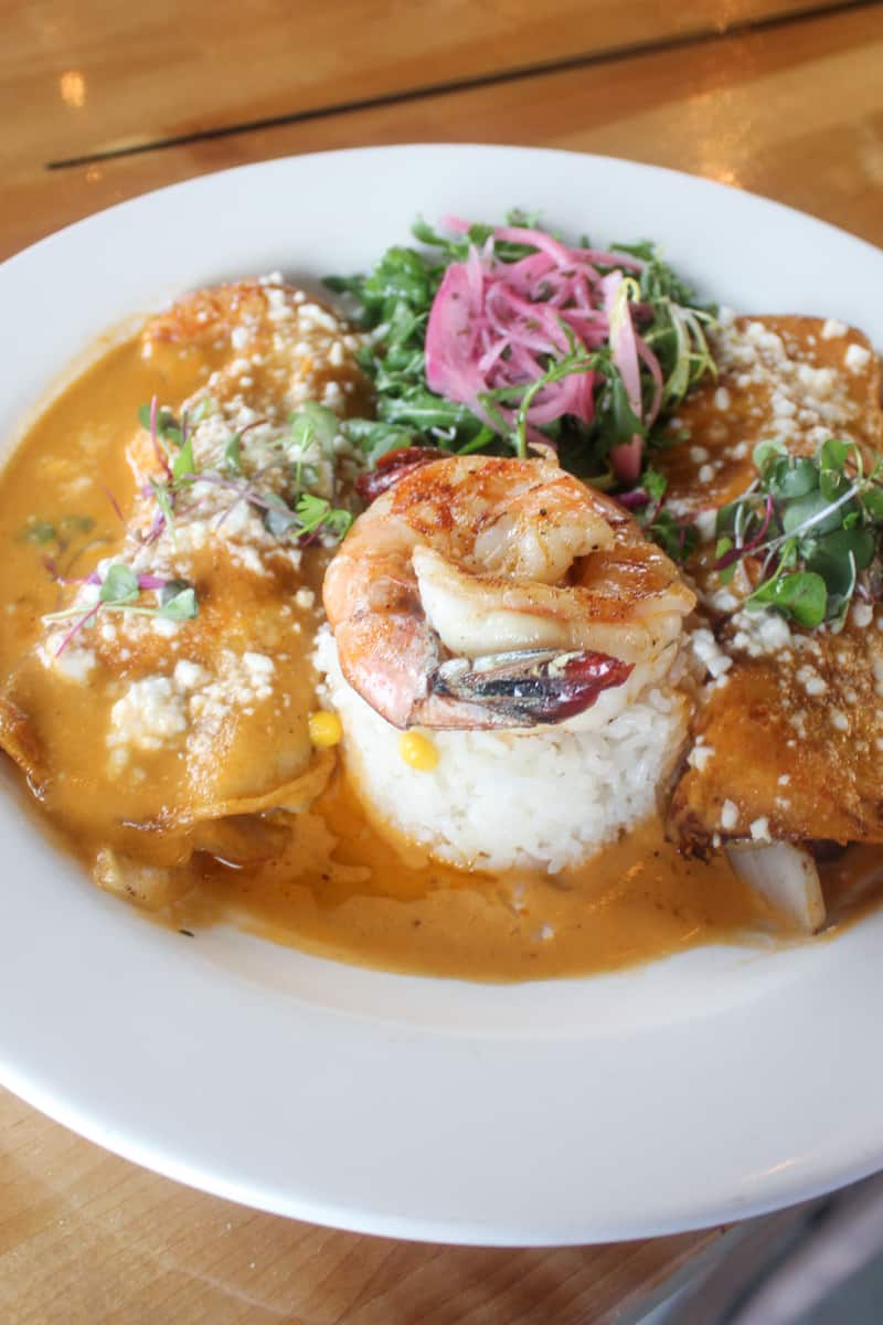 Food from Soul Agave in Utah County