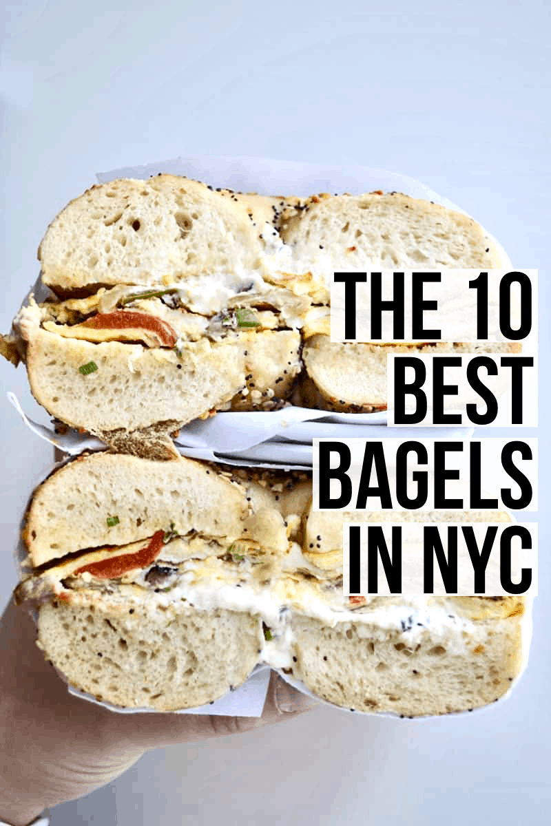 Best Bagels in NYC: 10 Local Favorites
