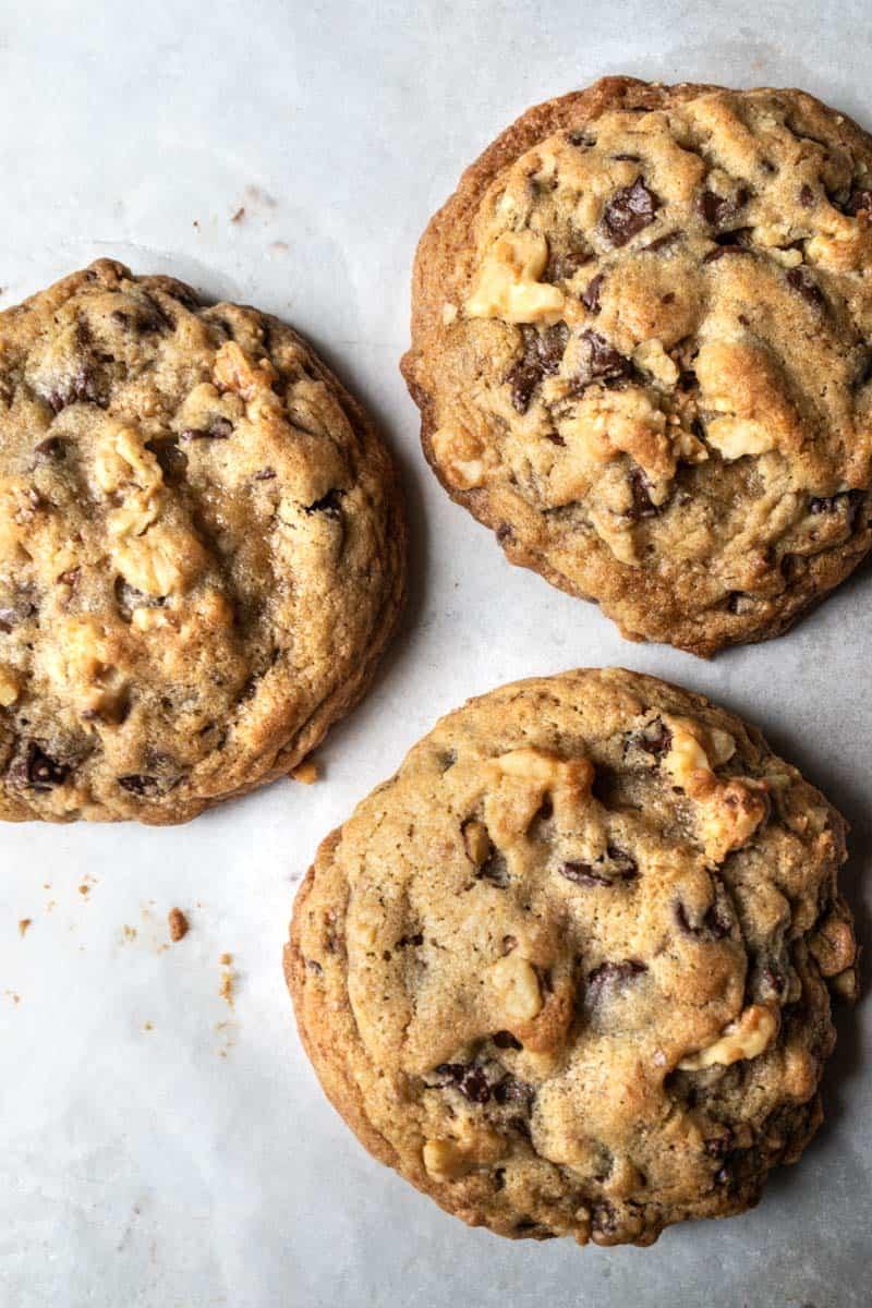 The (Almost) Metropolitan Market Cookie Recipe: 3 cookies